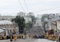 В Кирове из-за Великорецкого крестного хода перекроют движение