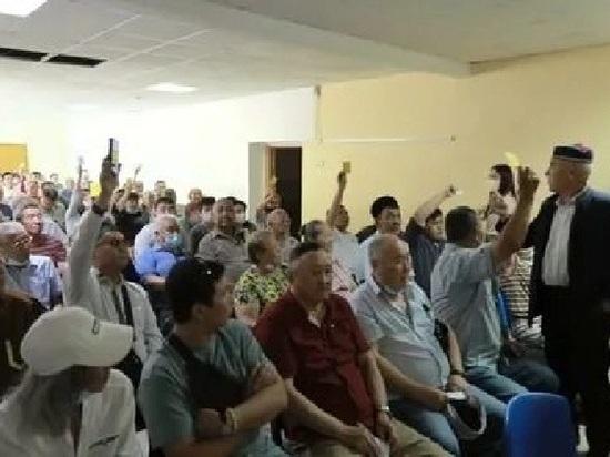 Что решили делегаты третьего съезда ойрат-калмыцкого народа