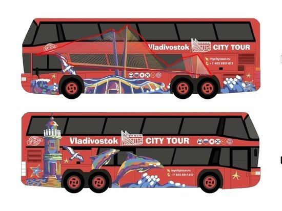 Во Владивостоке будут ходить двухэтажные автобусы