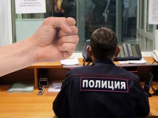 Житель Сергача подозревается в нападении на полицейского