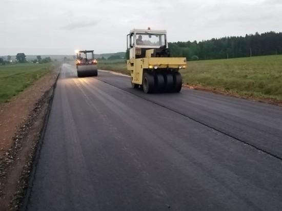 В Кирове отремонтируют еще 20 километров дорог