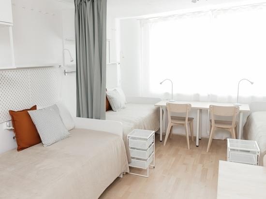 Пилотные комнаты в общежитиях Мининского университета отремонтированы совместно с ИКЕА