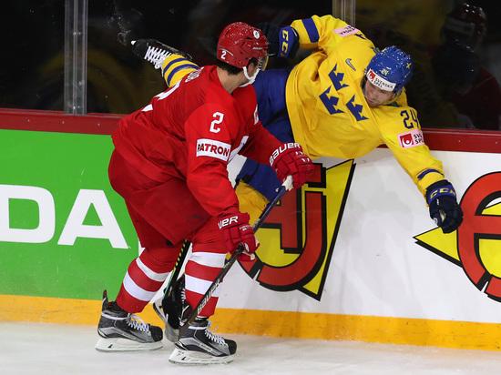 Шикарный буллит Тарасенко выбил Швецию из чемпионата мира