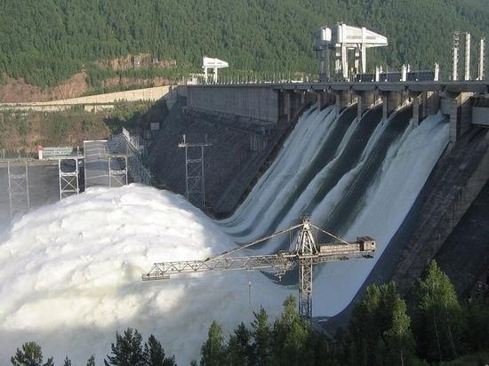 Уровень воды в Енисее в Красноярске на 30 см не доходит до критической отметки