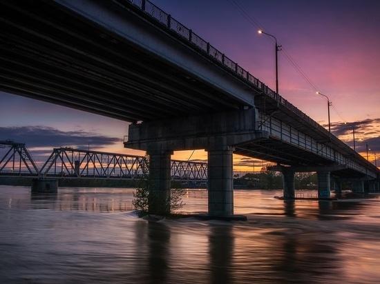 В Хакасии снизился уровень реки Абакан, но начал прибывать Енисей