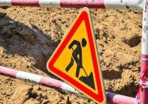 В Абакане до 10 июня перекрыта одна из городских улиц
