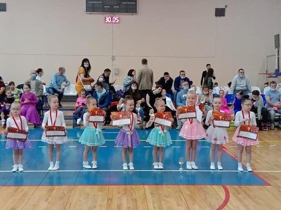 Танцоры из Серпухова победили на Российском турнире