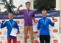 Легкоатлеты из Хакасии привезли медали со всероссийских соревнований