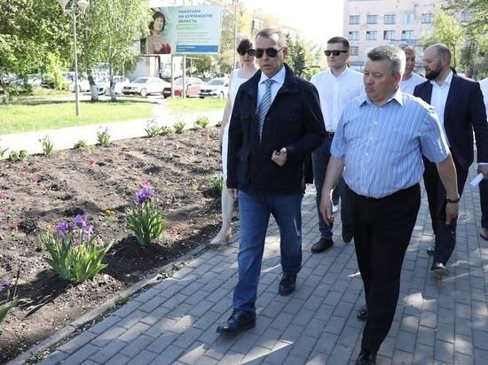 Вадим Шумков оценил состояние дорог и соцобъектов в Шумихинском муниципальном округе
