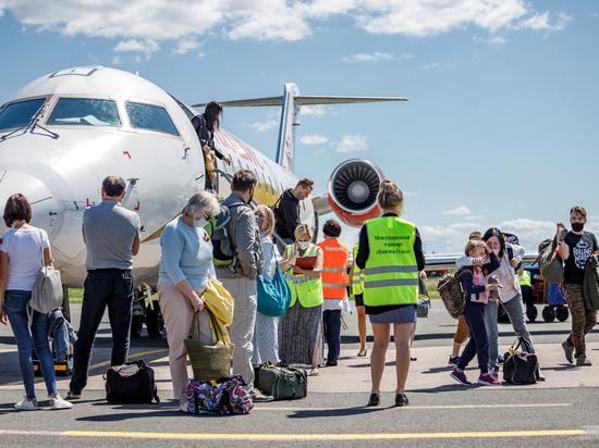 С 3 июня возобновляется авиамаршрут Псков - Анапа