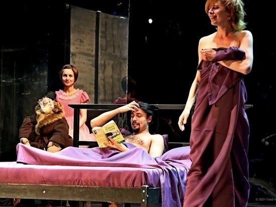 Артист театра «Драма номер Три» Артем Герц: «Люблю режиссеров актерских спектаклей»