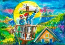 Энергетики подвели итоги масштабного конкурса рисунков «Работа энергетиков глазами детей»