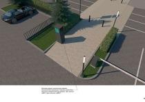 Мэрия Челябинска показала проект идеальных автостоянок