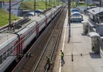 В Новосибирске построена первая остановка для «Городской электрички»