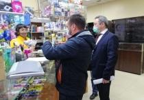 В Забайкалье возобновляются ежедневные проверки сфер торговли и общественного питания, направленные на контроль за соблюдением антиковидных мер