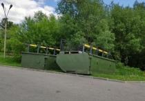 Понтонный мост через Оку в Калуге вновь сократили на две секции