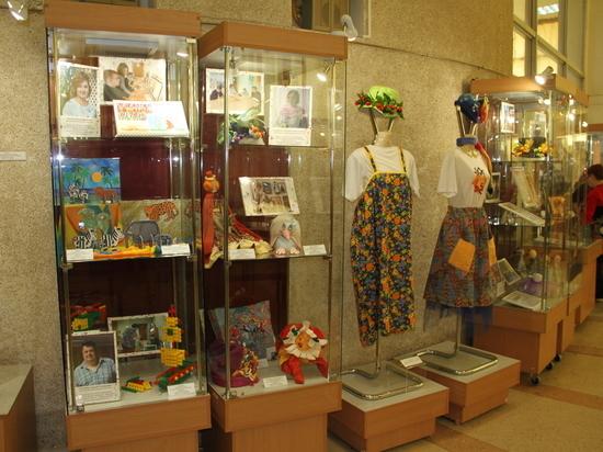 В Кирове открылась выставка работ «особенных» детей