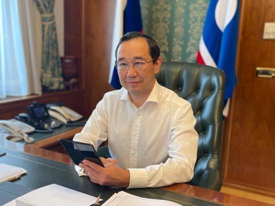 У главы Якутии появился цифровой помощник