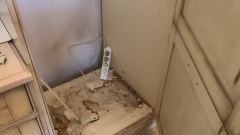 Разоренную квартиру Дмитрия Марьянова сняли на видео: «Всё обшарпанное»