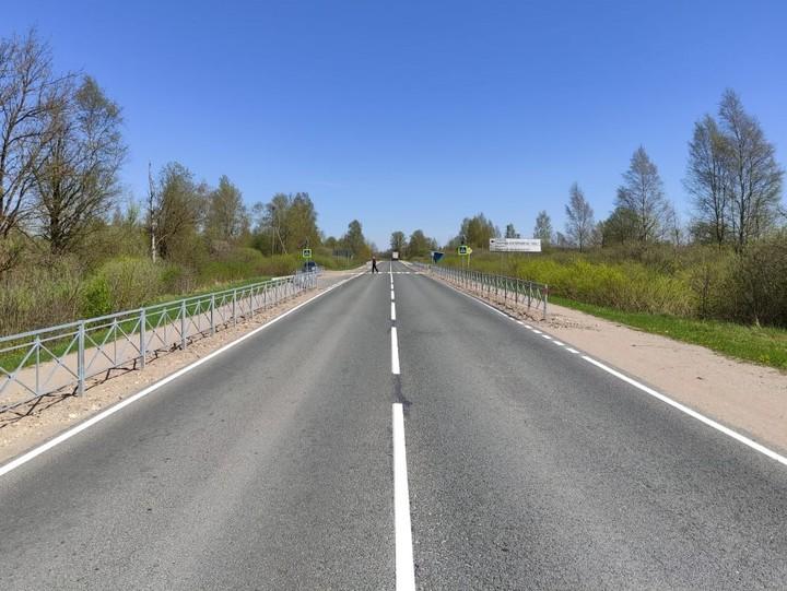 В Псковской области обустроили 22 пешеходных перехода у школ, фото-2