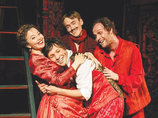 В Театре на Серпуховке появилась сказочка для взрослых