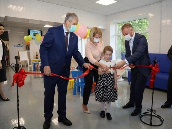 Вторая Добрая комната открылась в Серпухове