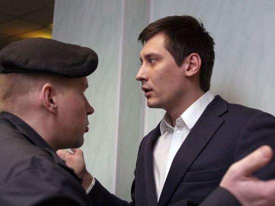 Дмитрий Гудков поведал , счем связано дело, покоторому его задержали