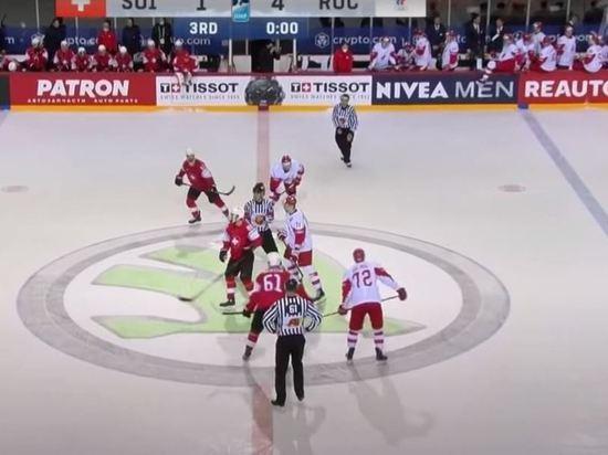 Сборная России сыграет со сборной Канады в четвертьфинале ЧМ по хоккею