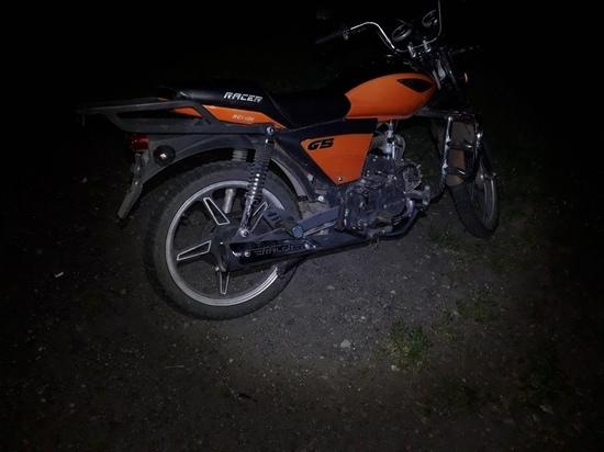 В Хакасии за сутки в ДТП попали два мотоциклиста: пьяный и 15-летний