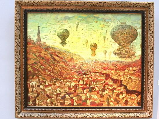 Аллегории и метафоры самого загадочного казахстанского художника