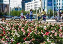 В четверг в столице Якутии ожидается до +27 градусов