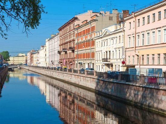 Петербург встретит первых гостей ПМЭФ теплом и солнцем
