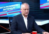 Игорь Додон: Правые готовят экономическую блокаду Приднестровья