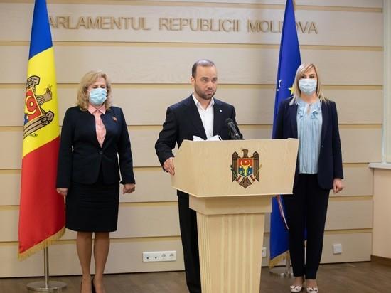 ПСРМ бьёт тревогу из-за взятых Санду и ПДС обязательств