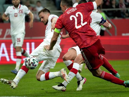 """Кавазашвили оценил игру сборной России в Польше: """"Носятся как лошади"""""""