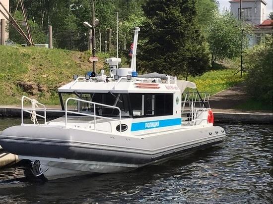 О водной полиции рассказали жителям Серпухова