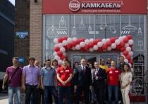 «Камкабель» открыл три новых магазина