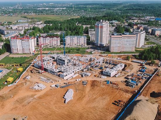 Киров получит деньги из госбюджета на строительство трех школ