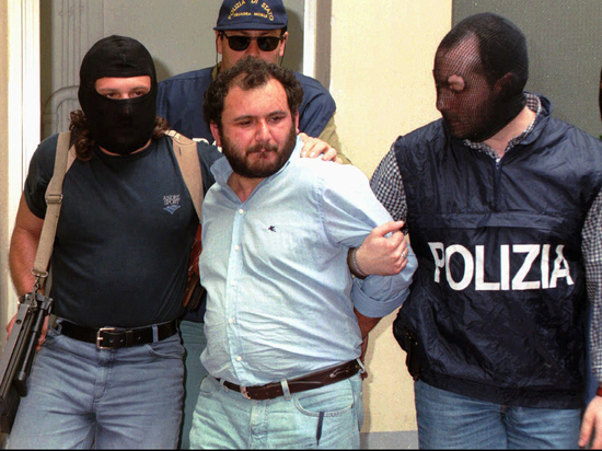 Сицилийский гангстер причастен к убийству более сотни человек