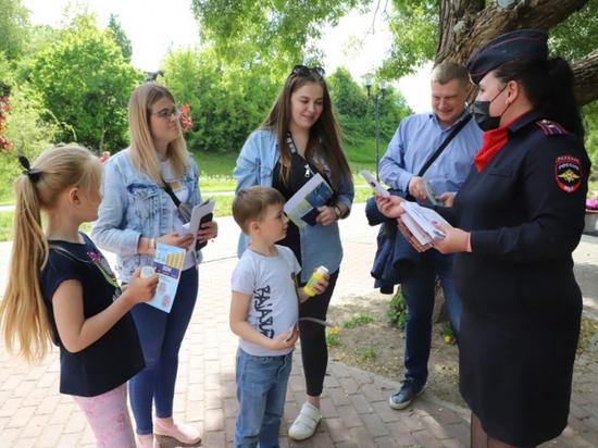 Общественники и полицейские Псковской области провели операцию «Защита»