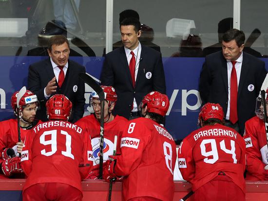 Подводим итоги выступления российской сборной на групповом этапе чемпионата мира по хоккею
