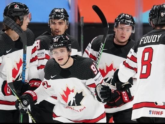В четвертьфинале Россия - Канада красивой будет не только афиша