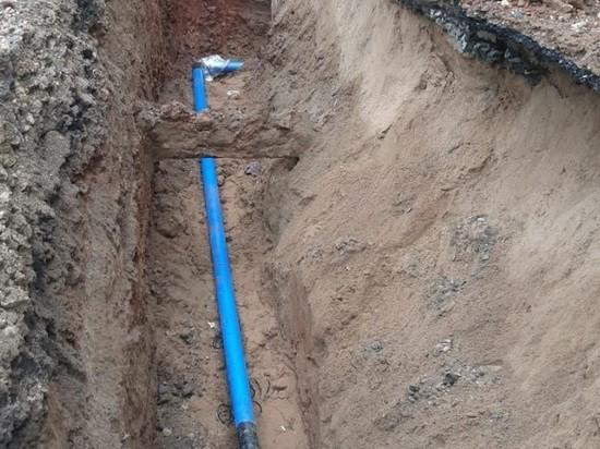 Летом в Кирове будет меньше раскопок из-за замены труб