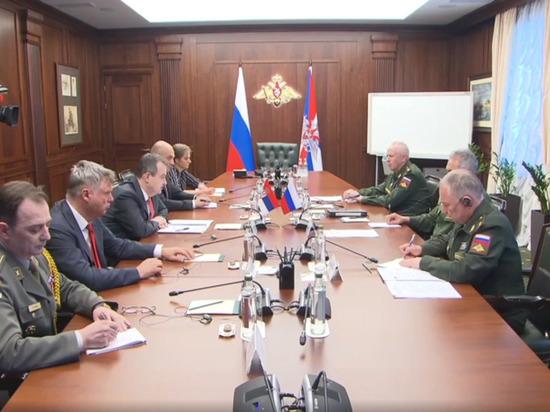 Глава Народной скупщины назвал Шойгу большим другом Сербии