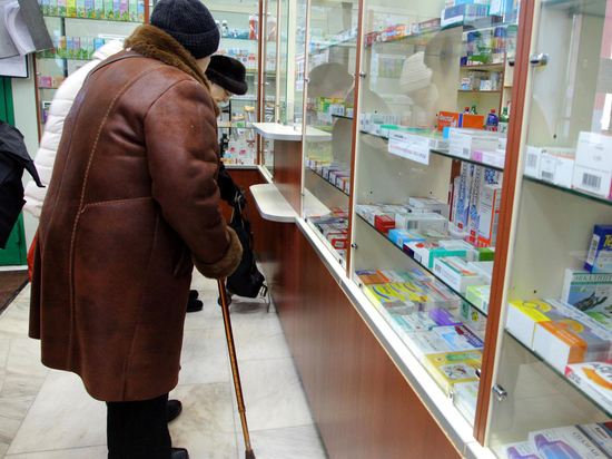 Инициативу бесплатных лекарств для пенсионеров поддержало более 7 тысяч человек