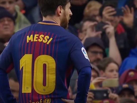 «Барселона» для удержания Месси предложила ему десятки миллионов евро
