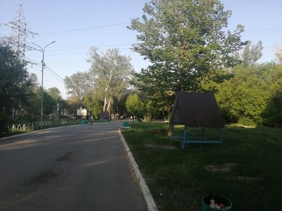Оренбург превратится в город - парк