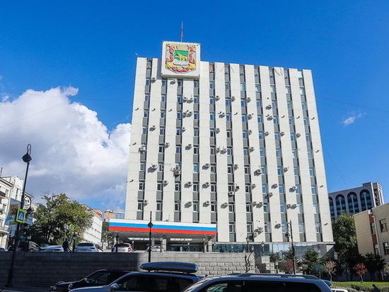 Дума решила, когда выберет нового мэра Владивостока
