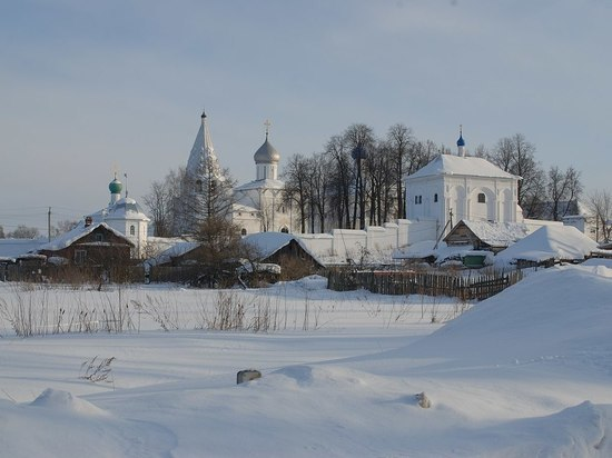 Космические лучи обнаружили подвалы времен Ивана Грозного в монастыре Переславля-Залесского