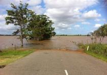 Резкий подъем воды произошел на реке Куэнга в Забайкалье, жителей эвакуируют